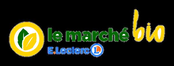 Logo Le Marché Bio E.Leclerc