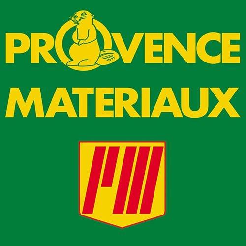 Logo Provence Matériaux Saint Andiol