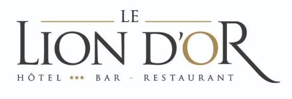 Logo Hôtel Le Lion d'Or et Restaurant La Table du Lion