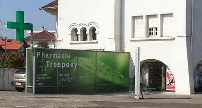 Logo Pharmacie Trespoey EURL