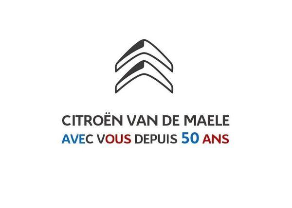 Logo Citroën Van De Maele