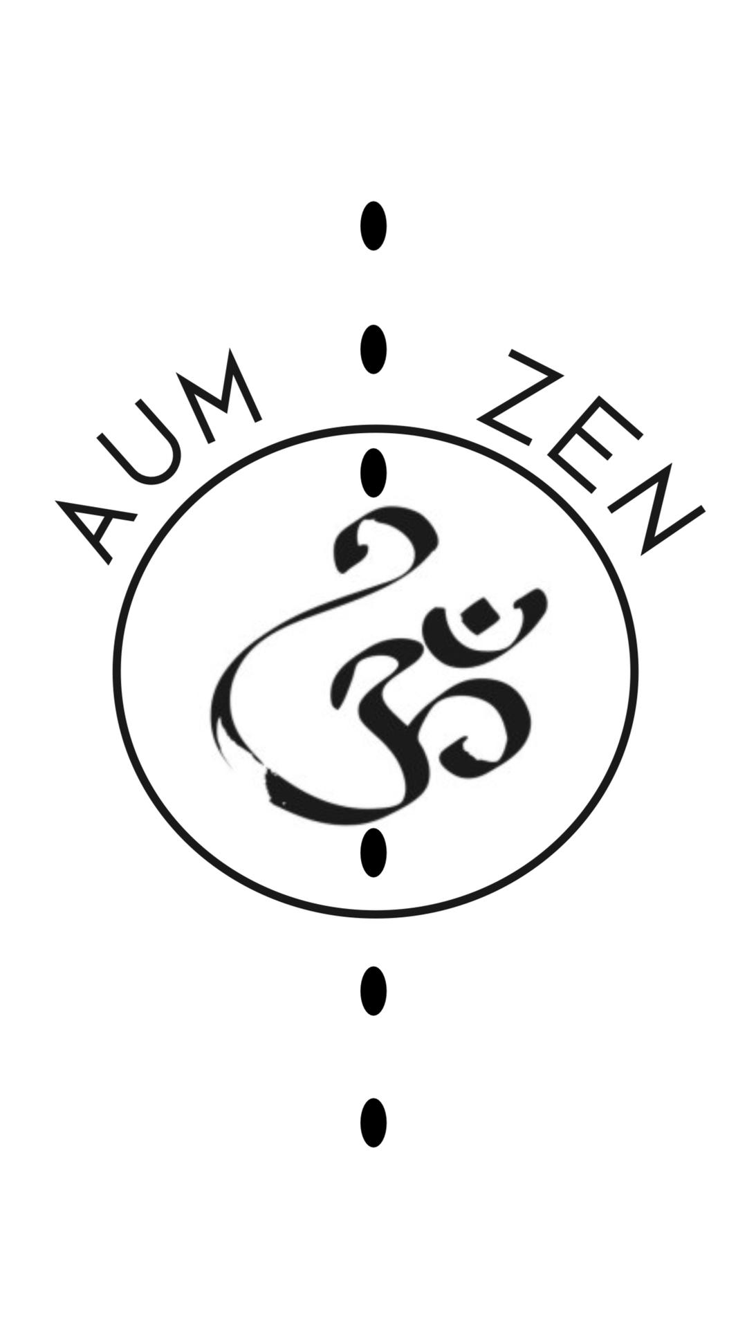 Logo Aum Zen