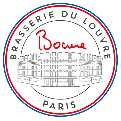 Logo Brasserie du Louvre - Bocuse