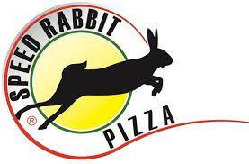 Logo Speed Rabbit Pizza