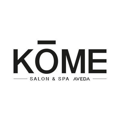 Logo KOME Salon & SPA AVEDA