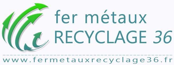 Logo Fer Métaux Recyclage 36