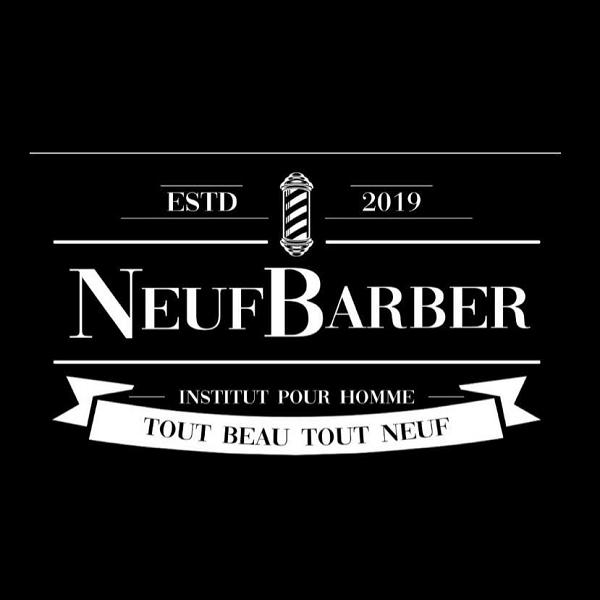 Logo Neuf barber