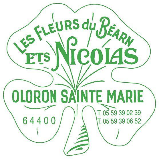 Logo Ets Nicolas Fleurs