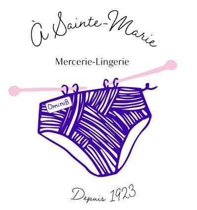 Logo A Sainte Marie