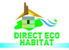 Logo Direct Eco Habitat