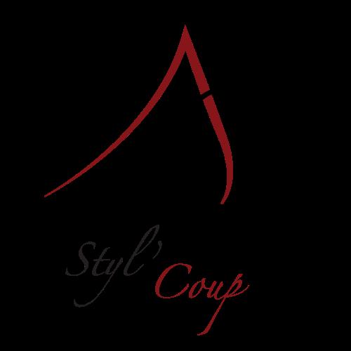 Logo Styl'Coup By Seb