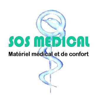 Logo S . O . S . Médical SARL