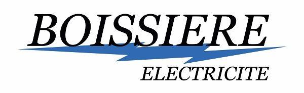 Logo Boissière Electricité