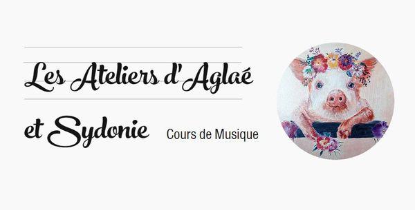 Logo Les Ateliers d'Aglaé et Sydonie