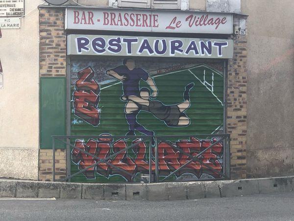 Logo Restaurant Bar Le Village