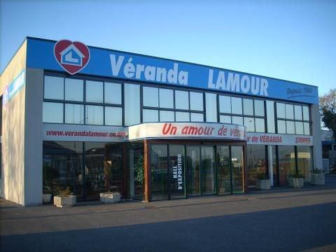 Logo Vérandas LAMOUR