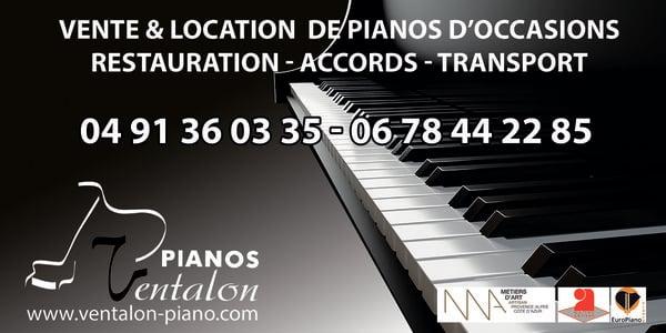 Logo Ventalon Pianos