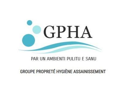 Logo Groupe Proprete Hygiene Assainissement costa serena multiservices & objectif hygiène