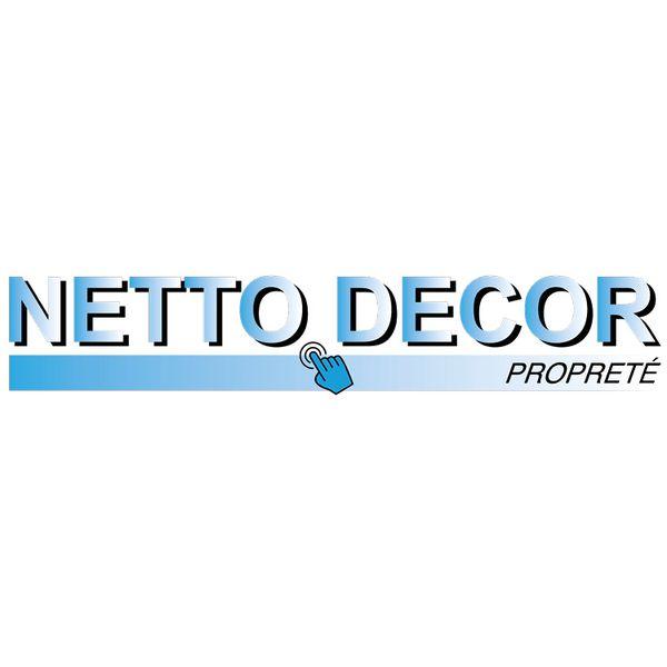 Logo Netto-Décor Propreté