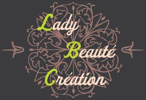 Logo Lady Beauté Création et La Beauté de l'Esprit