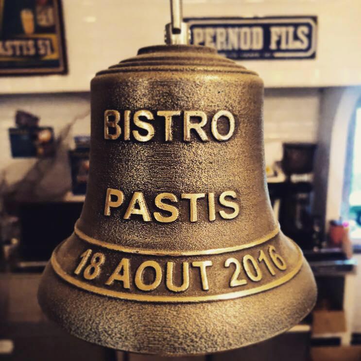 Logo Bistro Pastis