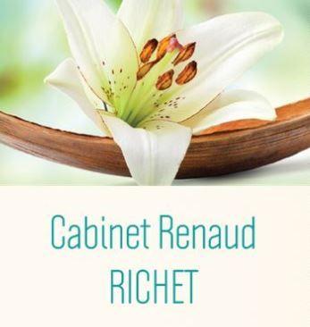 Logo Cabinet Richet Renaud hypnose Angouleme