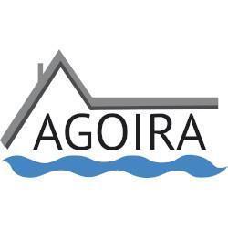 Logo AGOIRA - Détection de fuite piscine