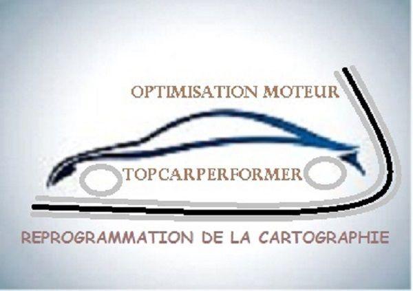 Logo Top Car Performer Reprogrammation Moteur Var
