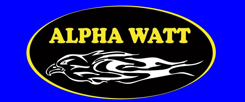 Logo ALPHA WATT