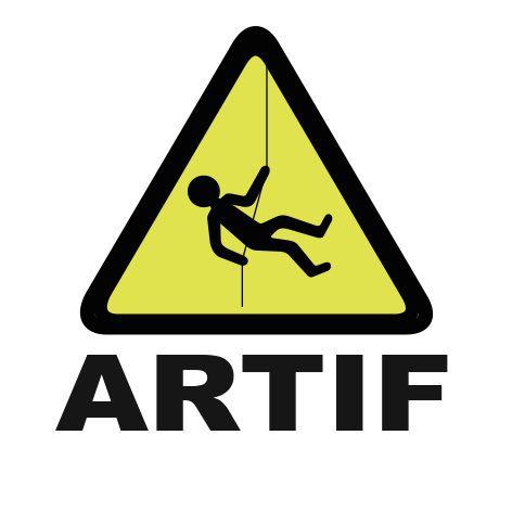 Logo ARTIF TRAVAUX EN HAUTEUR