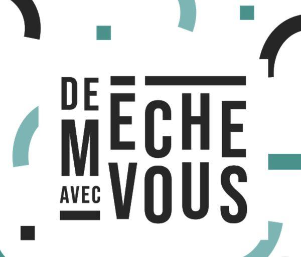 Logo De Mêche Avec Vous