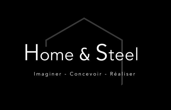 Logo SARL Home and Steel
