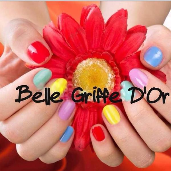 Logo BELLE GRIFFE D OR
