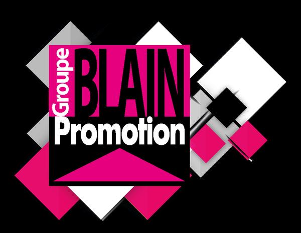 Logo Groupe Blain Promotion