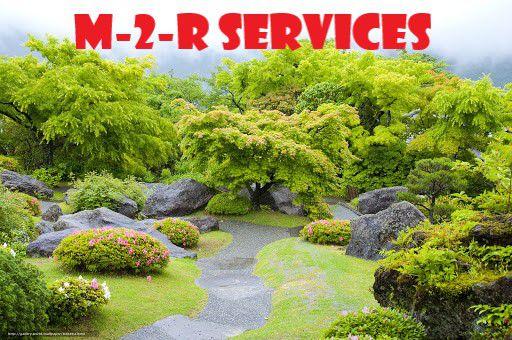 Logo M-2-R SERVICES