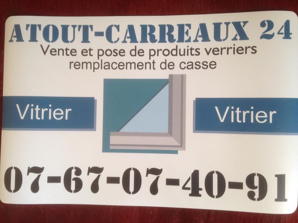 Logo Atout Carreaux 24