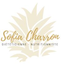 Logo Sofia Charron, Diététicienne-Nutritionniste à Bordeaux