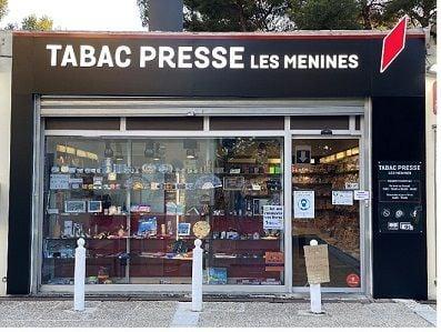 Logo Tabac Presse Les Ménines