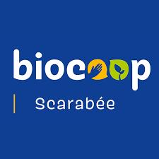 Logo Biocoop Scarabée Cleunay