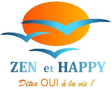 Logo Zen Et Happy