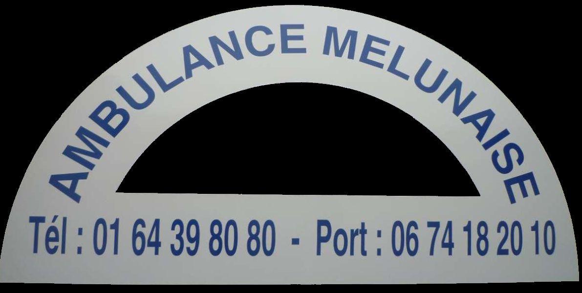 Logo Eurl Ambulances Melunaise