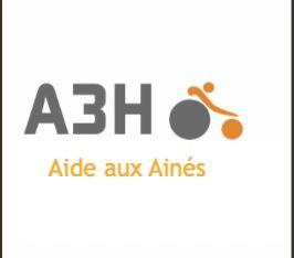 Logo A3H Aide Aux Ainés et Handicapés