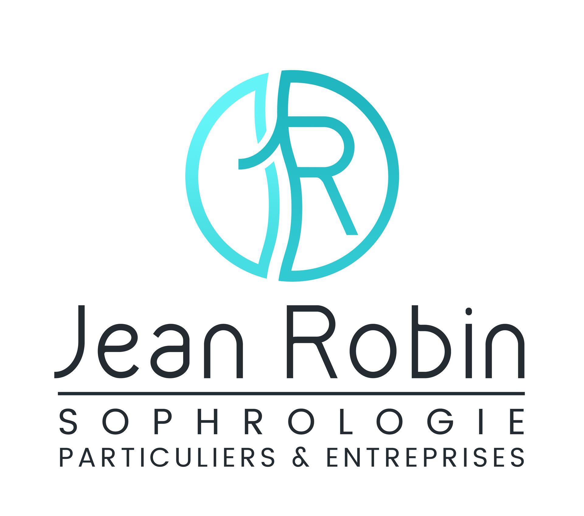 Logo Jean Robin Sophrologue