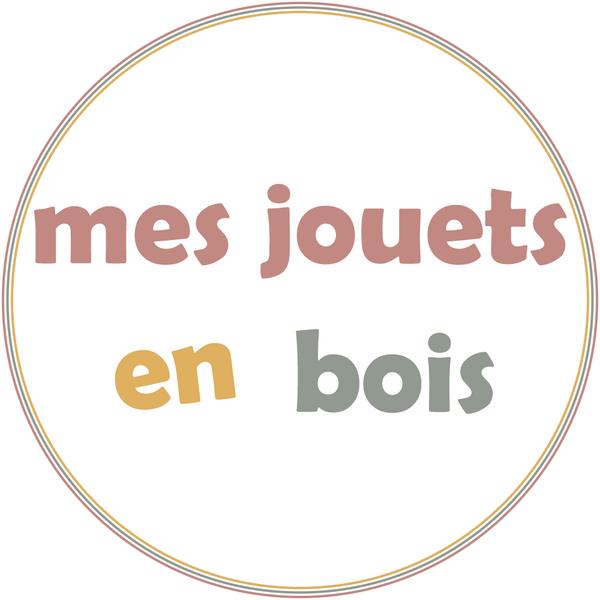 Logo Mes Jouets en Bois