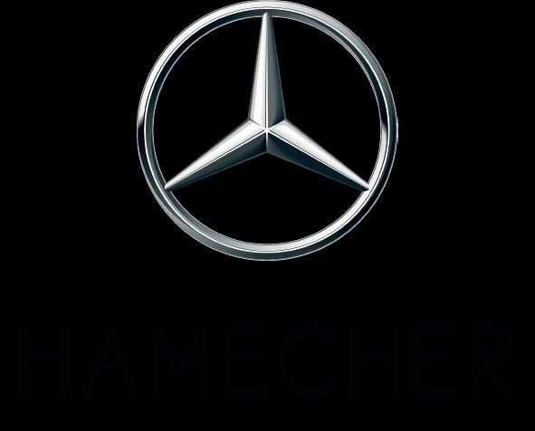 Logo Hamecher MercedesBenz Concession