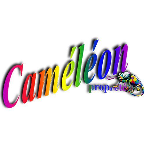 Logo Caméléon Propreté SARL