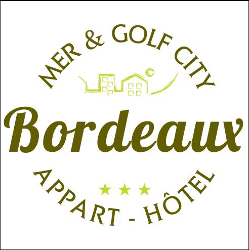 Logo Appart Hotel Mer & Golf City Bordeaux Bassins à flot