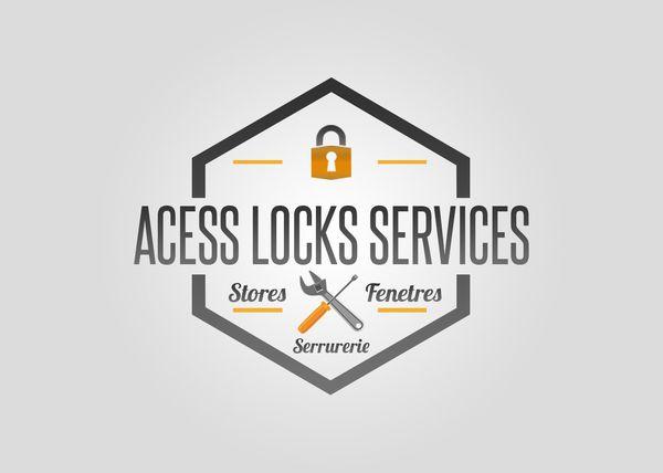 Logo Access Locks Service