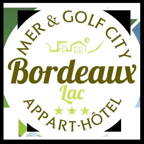 Logo Appart-Hôtel Mer & Golf city Bordeaux lac