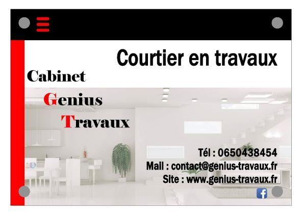 Logo Genius Travaux